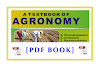 A Text Book of Agronomy PDF Book Download -agrifunda