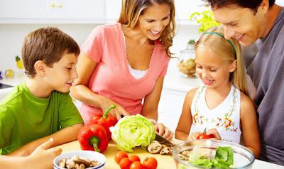 Truco alimentar correctamente niños