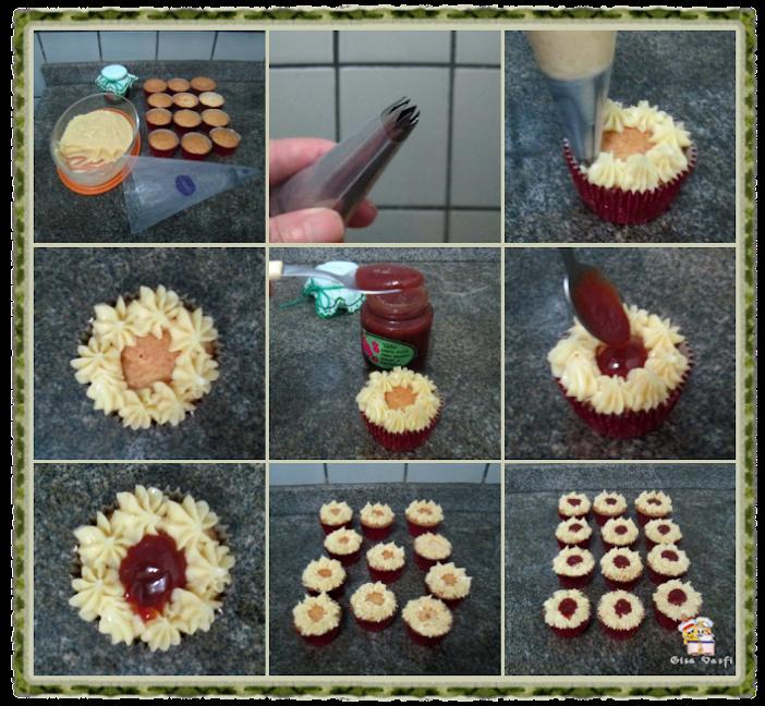 Cupcake Romeu e Julieta 11