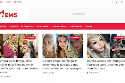 Download Template Blogger OneNews Elite