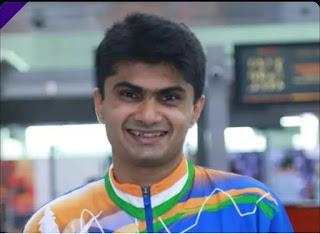 भारत को पांचवा गोल्ड , कृष्णा नागर ने बैडमिंटन में जीता सोना