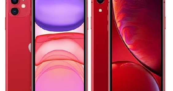 iPhone 11 Vs iPhone XR Specs Comparison