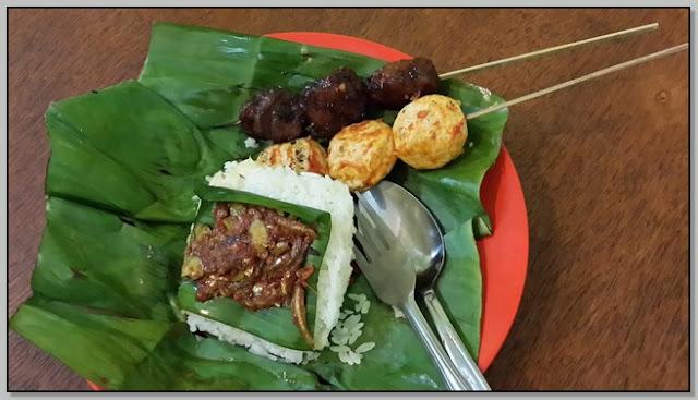 Aneka Kuliner Nusantara – Nikmatnya Nasi Bakar