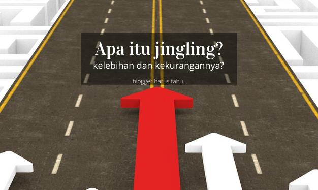 Jingling adalah salah satu software auto visitor yang berasal dari China dan sudah berjalan sejak tahun 2008