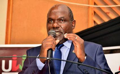 IEBC Chairman Wafula Chebukati. PHOTO | Courtesy
