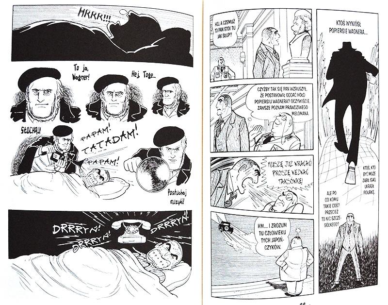 do adolfów Osamu Tezuka