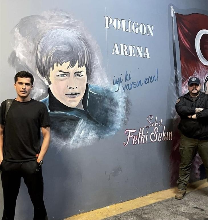 """İsmail Hacıoğlu, """"Kesişme: İyi ki Varsın Eren""""e hazırlanıyor"""