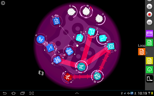 Reactable Mobile Android Game APK Full Version Pro Free Download