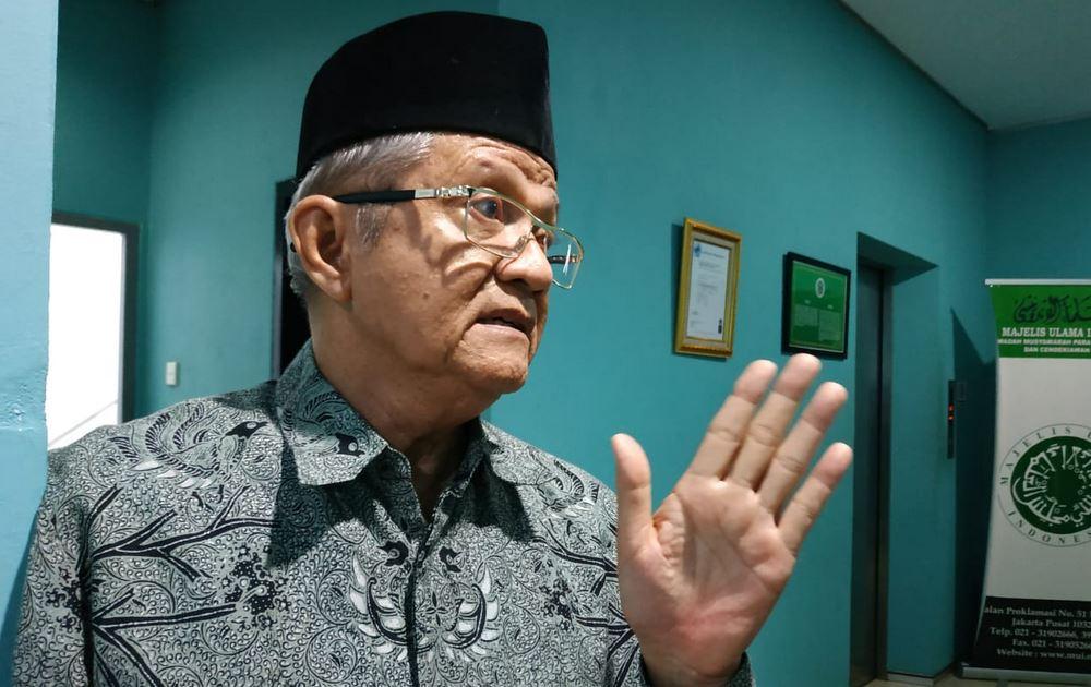 Ini Alasan MUI Minta Indonesia 'Jangan Terlalu Percaya' dengan Gencatan Senjata Israel-Palestina