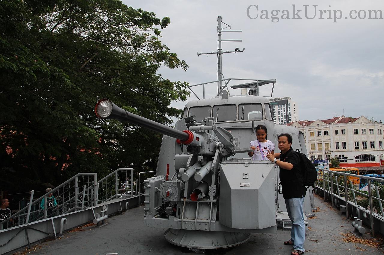 Kapal Tentara Laut Diraja Malaysia, Melaka