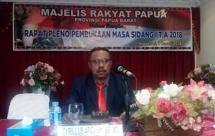 MRP-PB Akan Rekomendasikan Polda Papua Barat, Proses Hukum Ustad Fadlan Garamatan