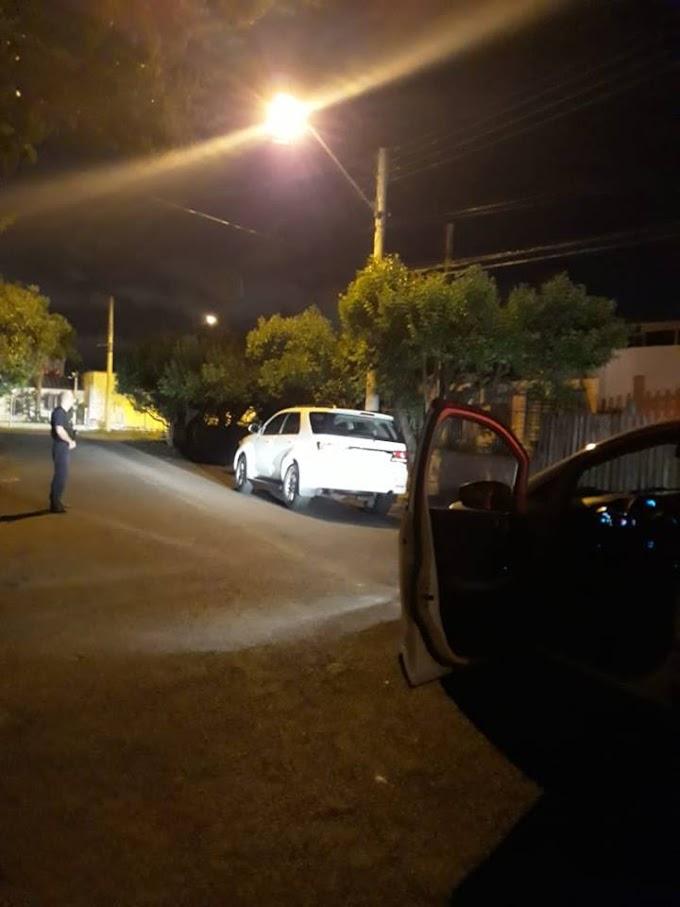 Guarda Municipal de Cachoeirinha recupera camionete roubada
