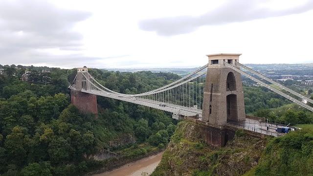 3. Clifton Suspension Bridge
