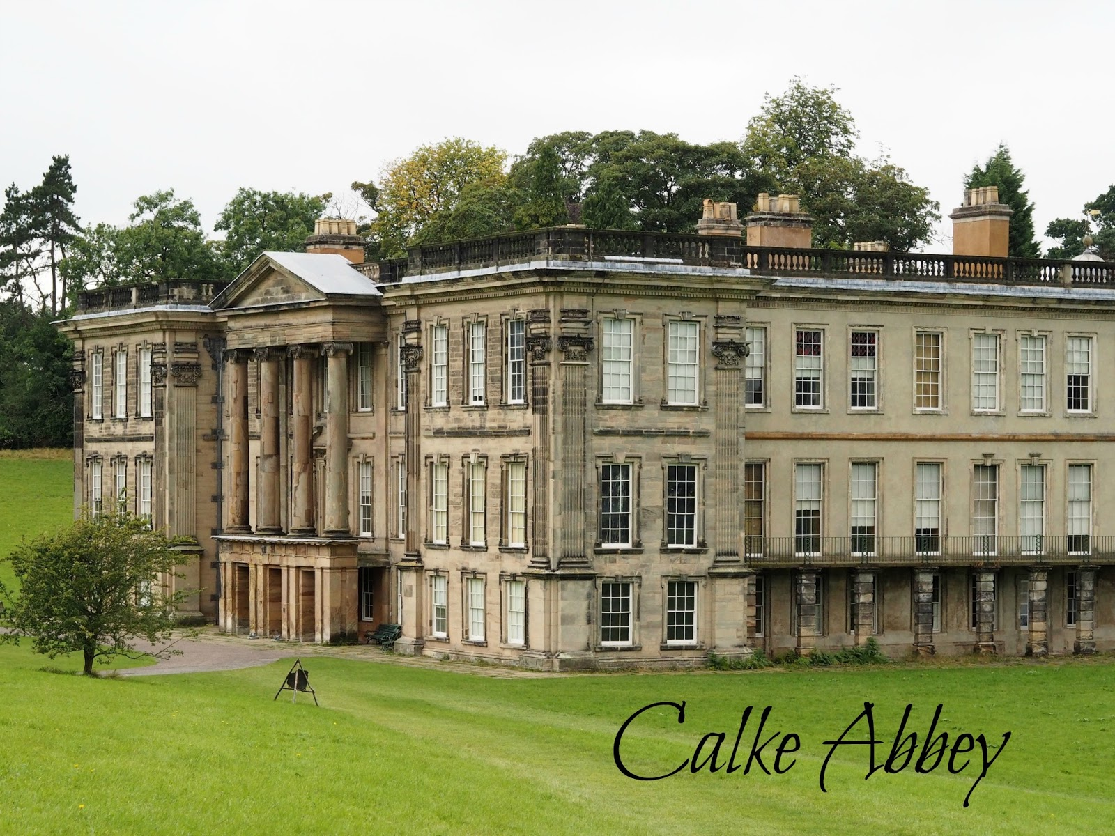 Calke Abbey National Trust Priceless Life of Mine