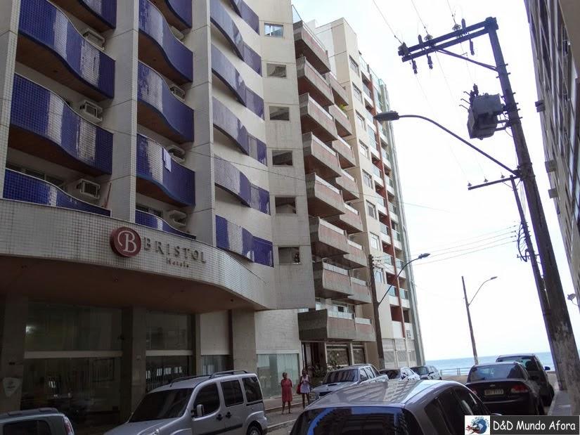 Hotel Bristol Guarapari - O que fazer em Guarapari - Espírito Santo