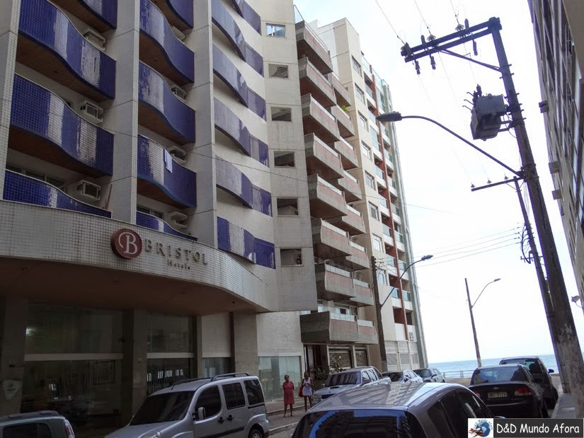 Hotel bristol Guarapari