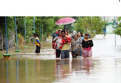 Faktor Penyebab Banjir Yang Sering Terjadi Di Indonesia