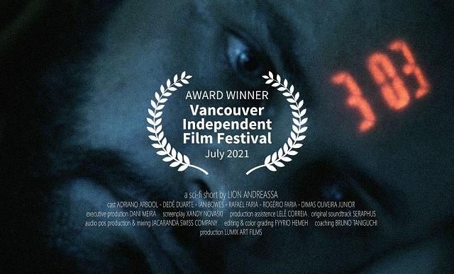 Filme brasileiro 3:03 ganha prêmio em Vancouver, Canadá
