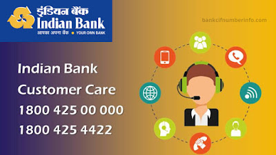 Check Indian Bank Balance by Toll-free number