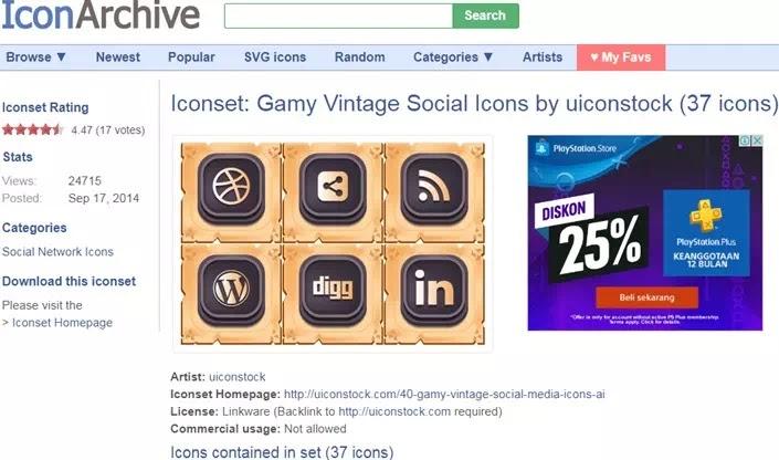 Situs Penyedia Icon Packs Gratis Untuk Windows 10-9