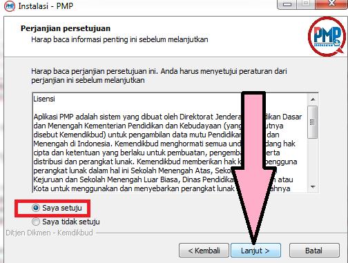 gambar 2 cara Install Patch Aplikasi PMP Versi 1.5