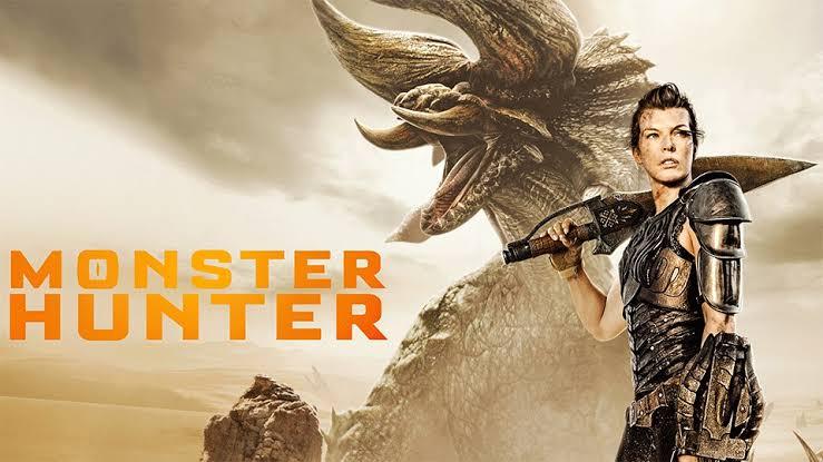 Monster Hunter (2020) WEBDL Subtitle Indonesia
