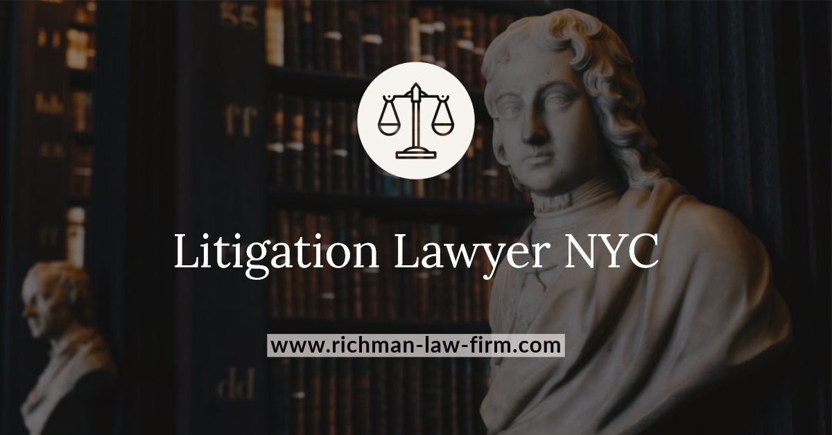 NYC Commercial Litigation Lawyer