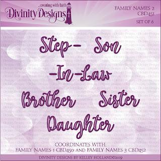 FAMILY NAMES 2 DIES