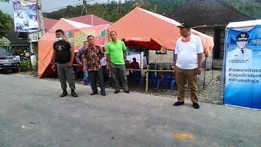 Personil Posko Pemeriksaan Ditambah