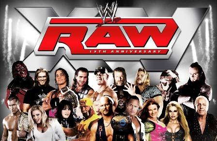 WWE Raw Total Edition Free Download PC Games