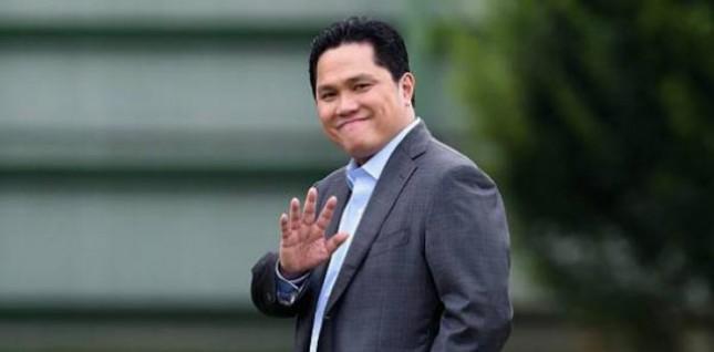 Erick Thohir Mundur dari Persib Bandung