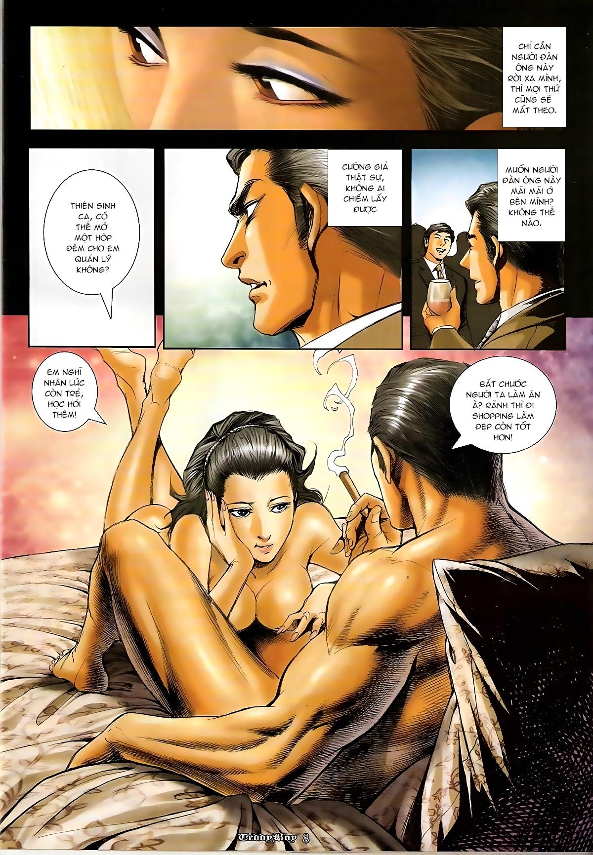 Người Trong Giang Hồ - Chapter 1262: Tưởng Thiên Sinh và Mẹ Đẹp - Pic 7