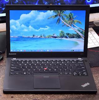 Laptop Lenovo ThinkPad X240 Core i5 di Malang
