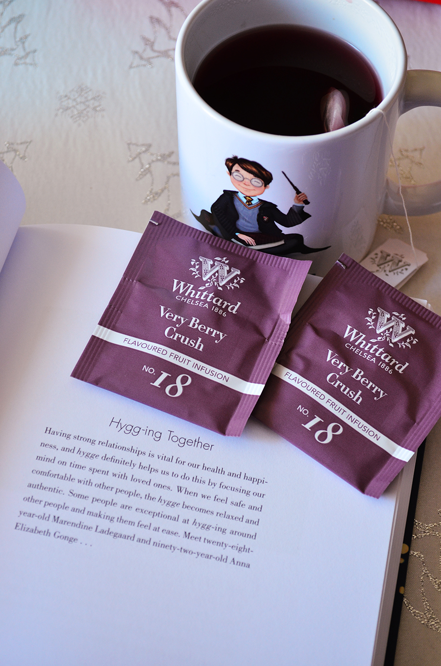 ceai whittard very bery crush carte hygge