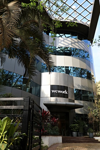 WeWork, Prestige Atlanta, 80 Feet Road, Koramangala 1A Block, Koramangala 3 Block, Koramangala, Bengaluru, Karnataka, India