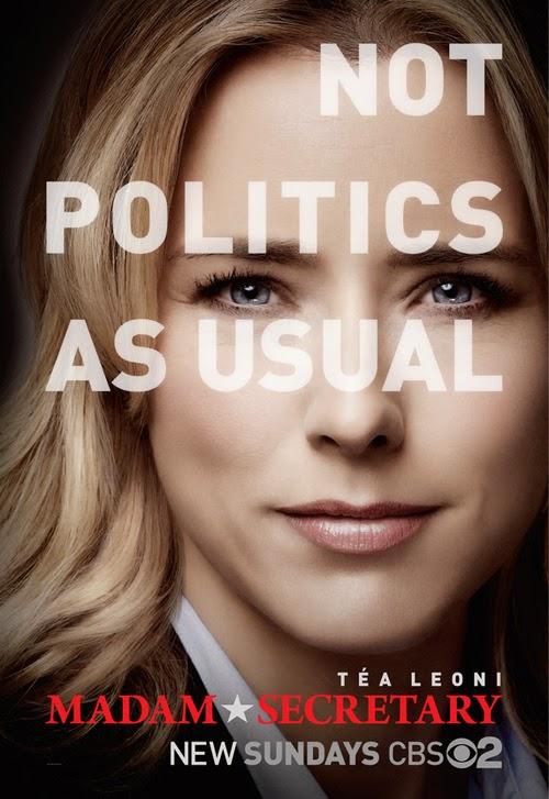 Madam Secretary (2014-) ταινιες online seires xrysoi greek subs