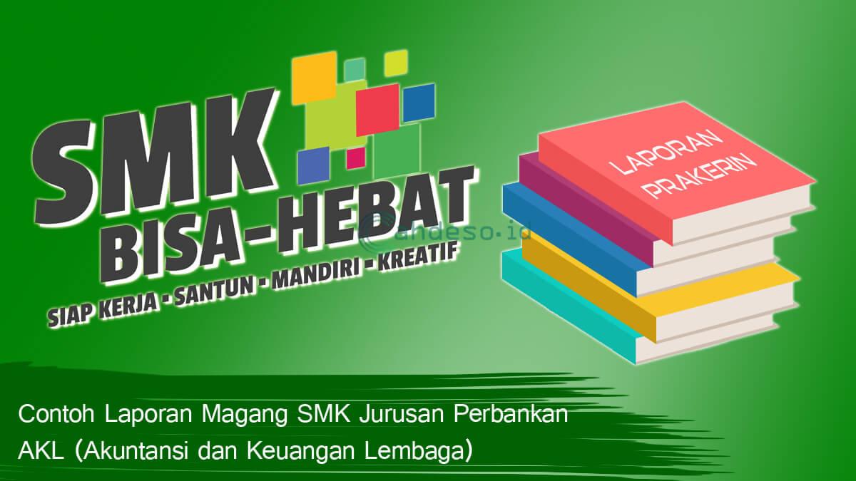 Download Laporan Magang SMK Keahlian Perbankan