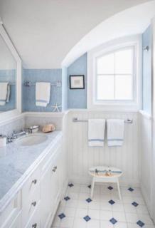 How to design Nautical Bathrooms