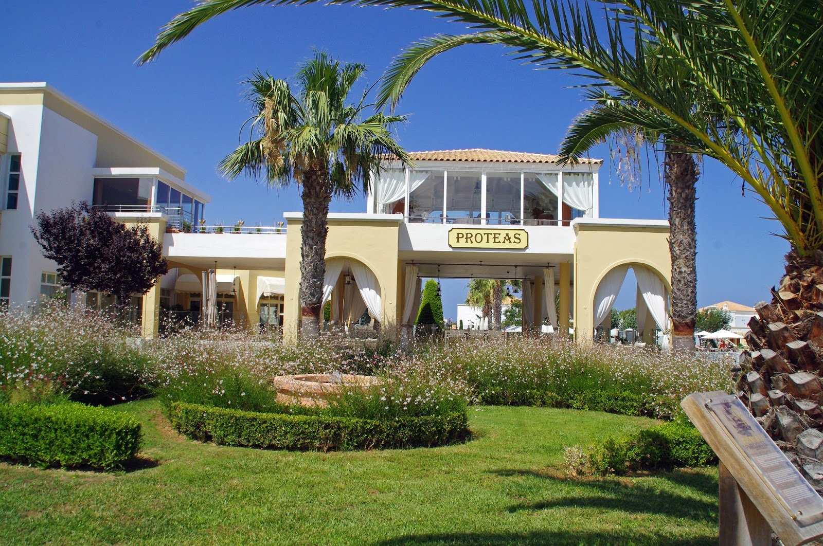 Neptune Hotel Kos Proteas Restaurant