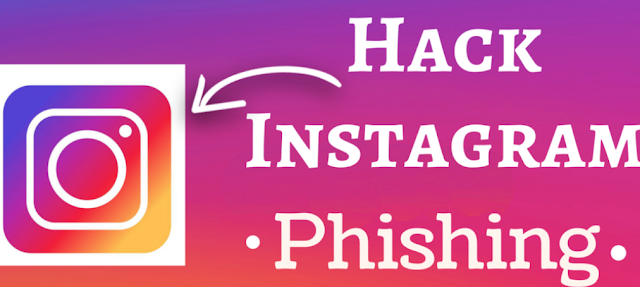 phishing instagram