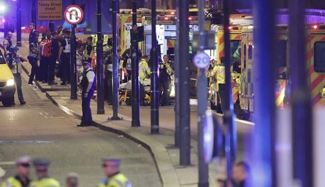 Σφαγή στην Αγγλία: Σοκ σε όλο τον κόσμο από το νέο «χτύπημα» στο Λονδίνο