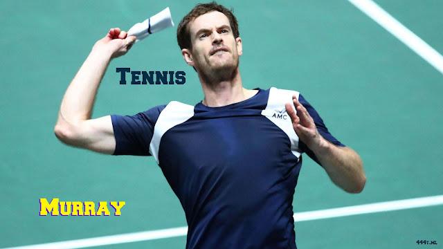 لاعب التنس اندي موراي ادهش الجميع بقرار الاعتزال Andy Murray Tennis news 2020