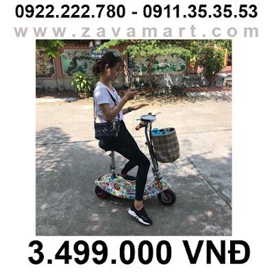 Những lưu ý khi chọn mua xe điện mini Scooter