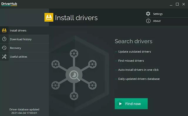 DriverHub Full Version Free Download
