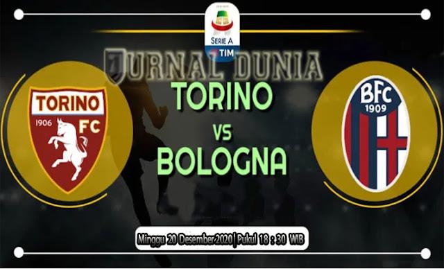 Prediksi Torino vs Bologna, Minggu 20 Desember 2020 Pukul 18.30 WIB @beINSports