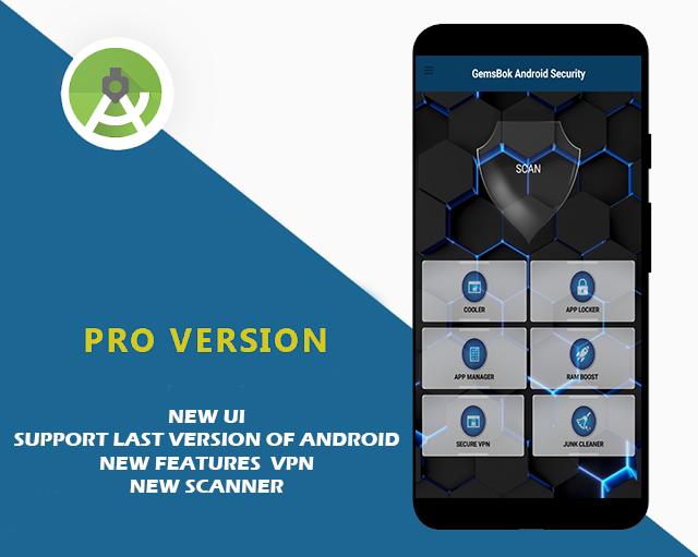 Antivirus + Applock + Booster + Cleaner ---update v3--- - 5