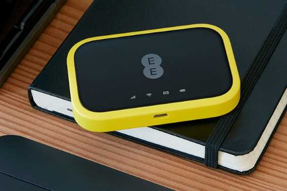Modem Wifi Terbaik Alcatel MiFi 4G LTE