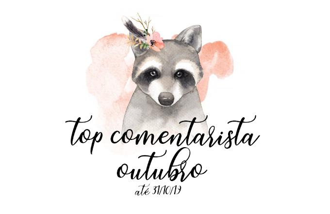 Top Comentarista: Outubro 2019