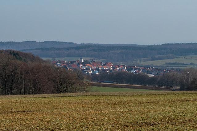 Felsentour Herbstein | Extratour Vogelsberg | Wandern in Hessen 17