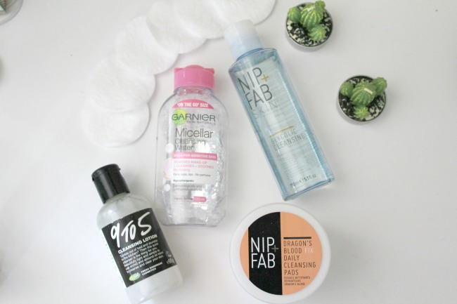 Daily summer skincare essentials, including products from Garnier, Nip + Fab and LUSH. Nourish ME: www.nourishmeblog.co.uk